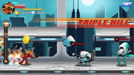 Robo Avenger  screenshots 4