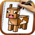 Draw Minecraft Edition icon
