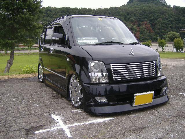 スズキ ワゴンR  洗車達人PRO.com 山形県 会員様 実践報告