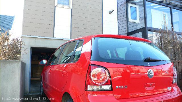 VW POLO 07y 洗車達人PRO.com 北海道 会員様 実践報告
