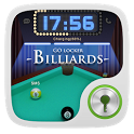 Billiards GO Locker Theme icon