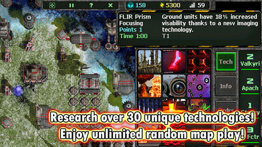 Land Air Sea Warfare RTS 1.0.16 androidappsheaven.com 4