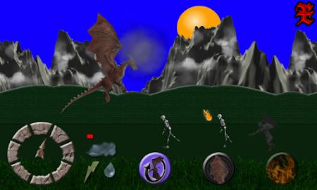 Dragon Flame FREE 1.0.1 screenshot 476123