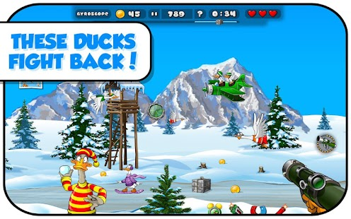 Duck Destroyer Screenshot