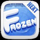 Frozen Next Launcher 3D Theme icon