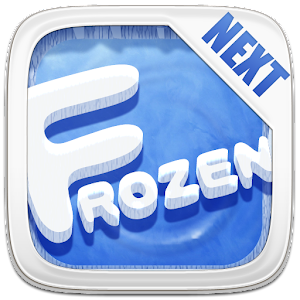 Frozen Next Launcher 3D Theme.apk 1.0