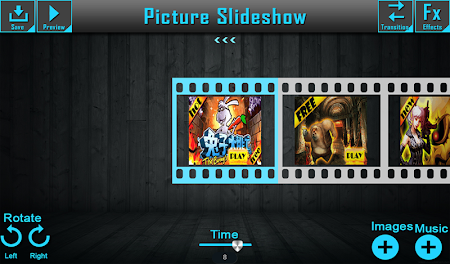 Photo Slideshow Maker 1.7 screenshot 639037