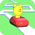 Draw Roller Coaster for Kids icon