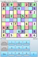 Screenshot of Super Sudoku