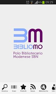 BiblioMo- screenshot thumbnail