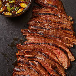 Flank Steak.