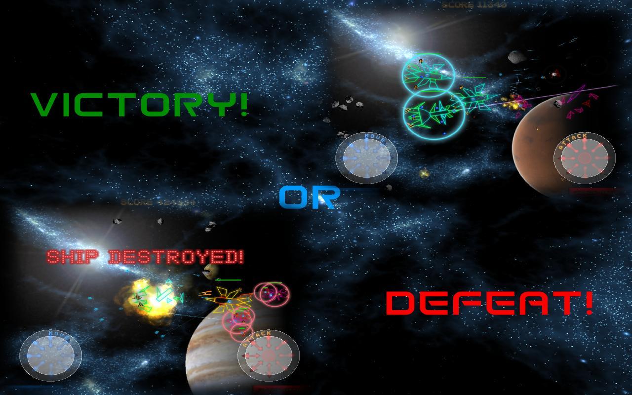 Space Conquest - screenshot