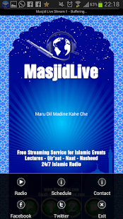 Masjid Live- screenshot thumbnail
