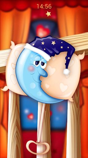玩音樂App|沉睡的月亮 - 寶寶音樂玩具免費|APP試玩