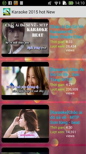 Hat Karaoke Viet Nam 2015