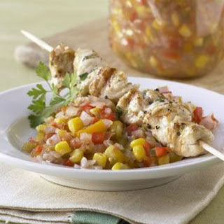Pepper and Corn Relish