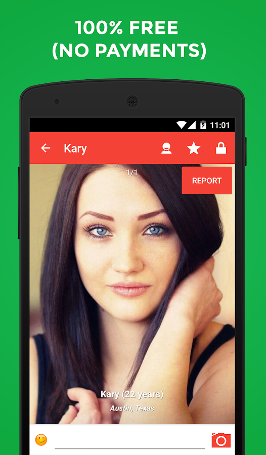 Cerca chat dating & friends - screenshot