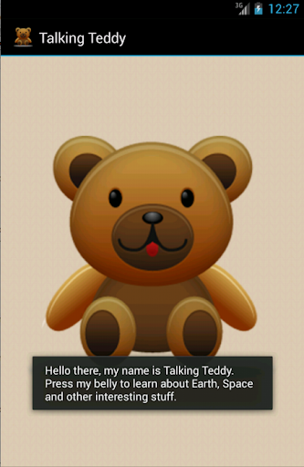 Talking Teddy Quora for Kids