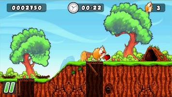 Screenshot of Crazy Hamster
