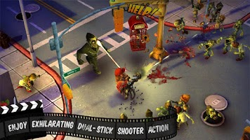 Screenshot of Zombiewood – Zombies in L.A!