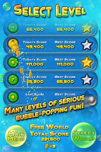 Bubble Bust! HD Bubble Shooter - screenshot thumbnail
