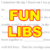 Fun Libs - a Mad-Libs game