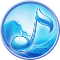 Free music download ocean icon