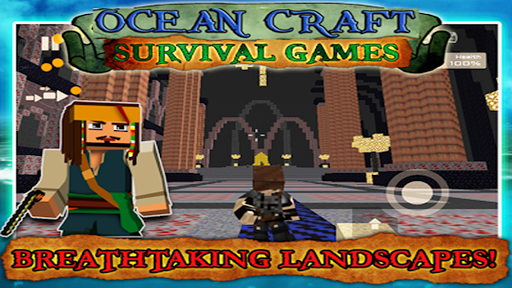 Ocean Craft Survival Games