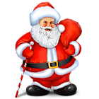 Santa Claus Live Wallpaper icon