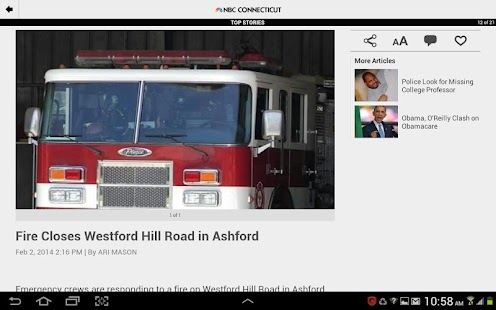 NBC Connecticut - screenshot thumbnail