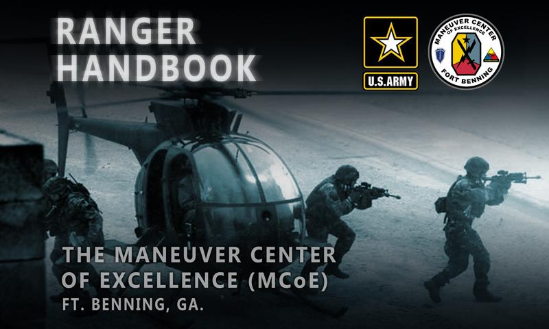 Ranger Handbook- screenshot