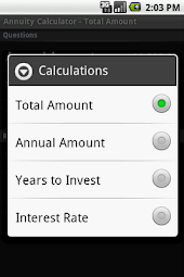 Annuity Calculator - Full