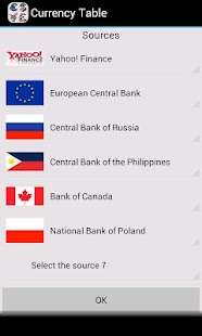 Currency Table (Ad-Free)- screenshot thumbnail