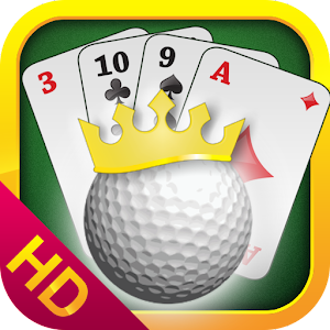 Royal Golf Solitaire 紙牌 App LOGO-硬是要APP