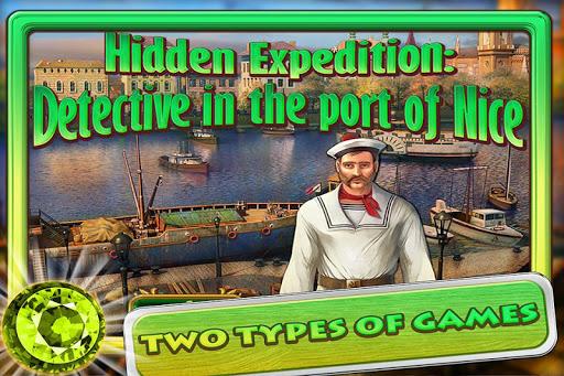 Hidden Expedition Port of Nice