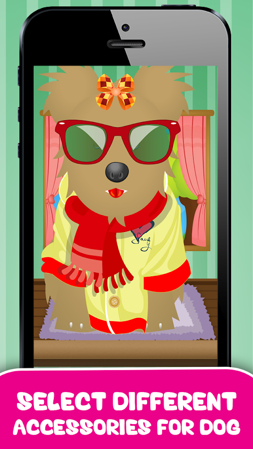 Dog Care Salon - screenshot