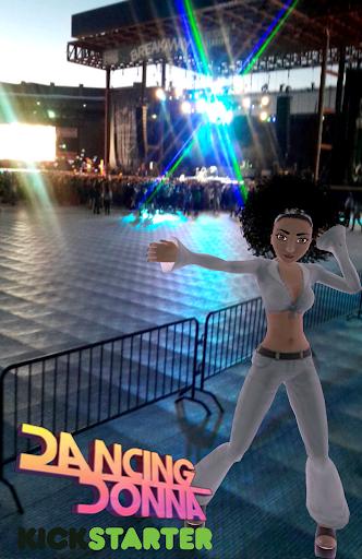 Dancing Donna: 3D Dance App