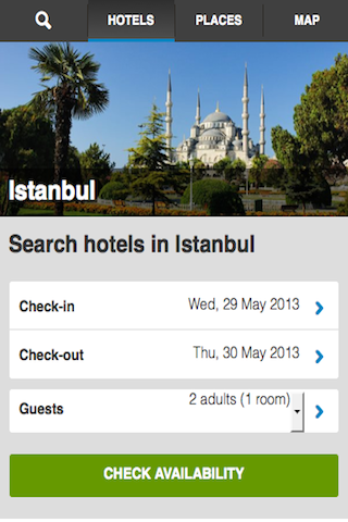 Istanbul Hotels Booking Cheap