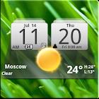 MIUI Digital Weather Clock icon