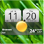 APK App MIUI Digital Weather Clock for iOS
