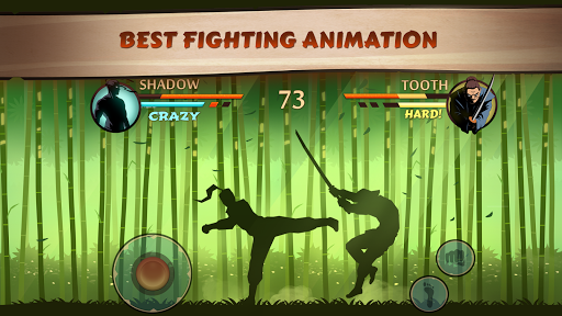 Shadow Fight 2 for Android TV - screenshot