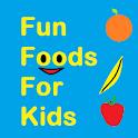 Fun Foods for Kids (Vol. 1) logo