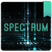 Spectrum Clocks - Zooper Theme