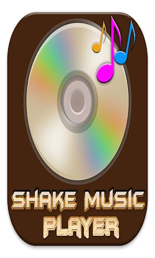 Shake Music Player