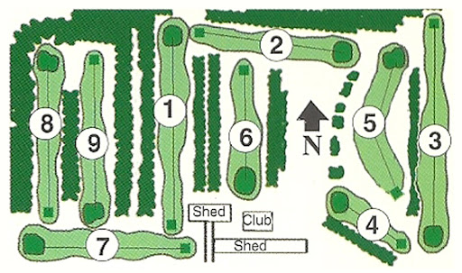 Course Information Dows Golf Course