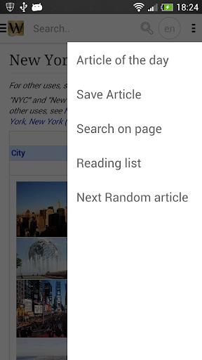 Encyclopedia Pro (Wikipedia)|玩書籍App免費|玩APPs