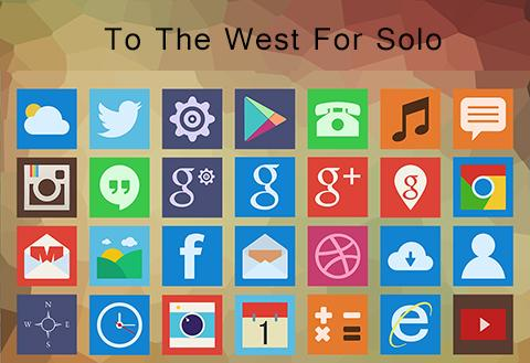To The West Theme