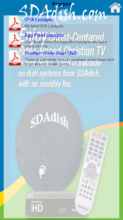 SDAdish App- screenshot thumbnail