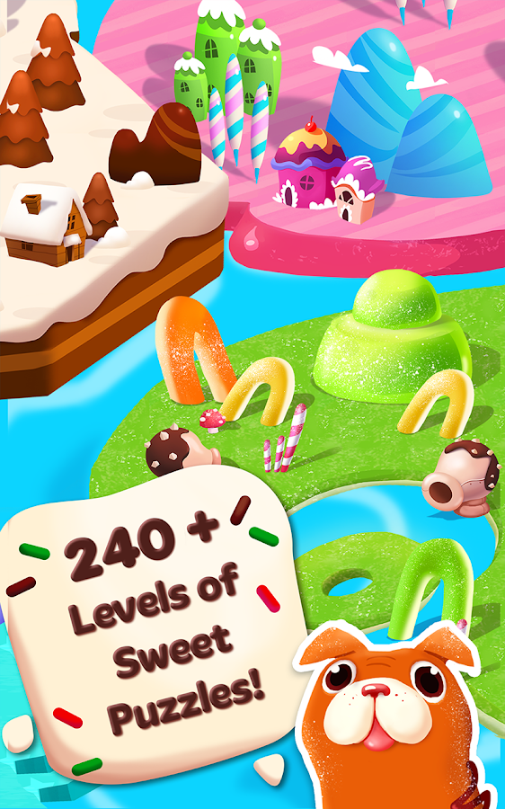 Candy Blast Mania- screenshot