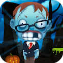 Toon Zombies 3D live wallpaper icon